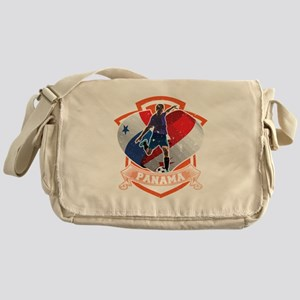 Football Worldcup Panama Panamanians Messenger Bag